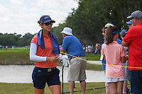 Azahara Munoz (ESP) heads to the tee on 5 during round 3 of the 2019 US Women's Open, Charleston Country Club, Charleston, South Carolina,  USA. 6/1/2019.<br /> Picture: Golffile | Ken Murray<br /> <br /> All photo usage must carry mandatory copyright credit (© Golffile | Ken Murray)