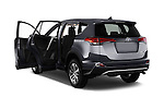 Car images of 2016 Toyota RAV4 Business Edition Plus 5 Door Suv Doors