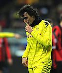Fussball 1. Bundesliga : Eintracht Frankfurt - Borussia Dortmund