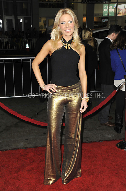 WWW.ACEPIXS.COM....February 5 2013, LA....Gretchen Rossi arriving at the 'Safe Haven' - Los Angeles Premiere at TCL Chinese Theatre on February 5, 2013 in Hollywood, California.....By Line: Peter West/ACE Pictures......ACE Pictures, Inc...tel: 646 769 0430..Email: info@acepixs.com..www.acepixs.com