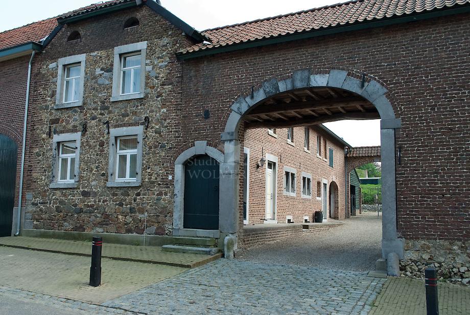 Dorps boerenhoeve, Noorbeek - Limburg