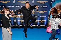 SÃO PAULO,SP, 21.10.2014 - JACK-BLACK - Ator Jack Black durante a Premiere do Filme Goosebumps - Monstros e Arrepios, realizado no shopping JK Iguatemi, zona sul de São Paulo, nesta quarta-feira, 21. (Foto: Douglas Pingituro/Brazil Photo Press)