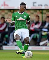 FUSSBALL   1. BUNDESLIGA   SAISON 2013/2014   7. SPIELTAG SV Werder Bremen - 1. FC Nuernberg                    29.09.2013 Eljero Elia (SV Werder Bremen) Einzelaktion am Ball