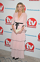 Georgia &quot;Toff&quot; Toffolo at the TV Choice Awards 2018, The Dorchester Hotel, Park Lane, London, England, UK, on Monday 10 September 2018.<br /> CAP/CAN<br /> &copy;CAN/Capital Pictures