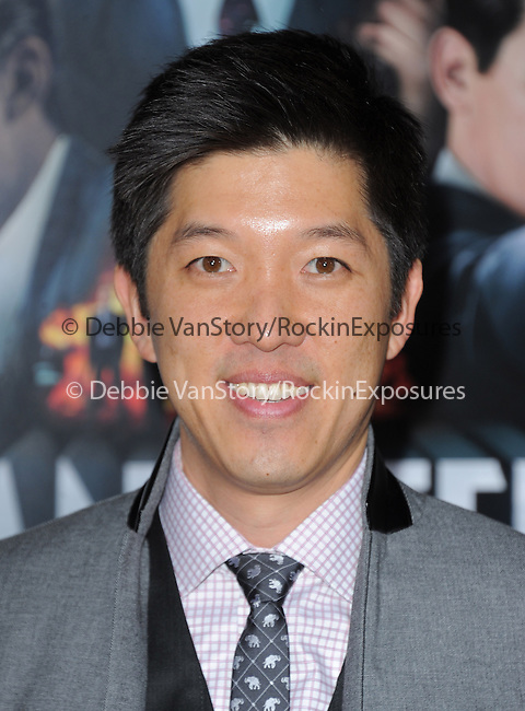 Dan Lin at Warner Bros Pictures' L.A. Premiere of Gangster Squad held aat The Grauman's Chinese Theater in Hollywood, California on January 07,2013                                                                   Copyright 2013 Hollywood Press Agency