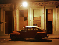 Old cars and dilapidated buildings are a common site in Havana. I made this image during a three-year project on everyday life in Cuba.