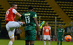 La Equidad igualó como local 0-0 ante Independiente Santa Fe. Fecha 17 Liga Águila I-2017.