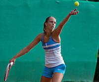 12-08-13, Netherlands, Raalte,  TV Ramele, Tennis, NRTK 2013, National RankingTennis Championships 2013,  Leonie Guijt<br /> <br /> Photo: Henk Koster