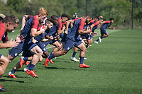 USMNT Training, September 4, 2018