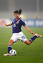 Aya Sameshima (JPN), September 11, 2011 - Football / Soccer : Women's Asian Football Qualifiers Final Round for London Olympic Match between Japan 1-0 China at Jinan Olympic Sports Center Stadium, Jinan, China. (Photo by Daiju Kitamura/AFLO SPORT) [1045]