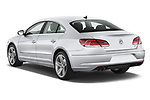 Car pictures of rear three quarter view of 2017 Volkswagen CC Sport 4 Door Sedan Angular Rear