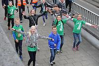 WANDELEN: JOURE: 24-05-2016, Avondvierdaagse, ©foto Martin de Jong