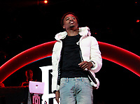 LOS ANGELES, CALIFORNIA - JUNE 21: Roddy Ricch performs onstage at the 2019 BET Experience STAPLES Center Concert at Staples Center on June 21, 2019 in Los Angeles, California. Photo: CraSH for imageSPACE /MediaPunch