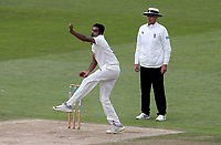 Ravi Ashwin of Nottinghamshire in bowling action during Nottinghamshire CCC vs Essex CCC, Specsavers County Championship Division 1 Cricket at Trent Bridge on 1st July 2019