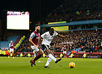 Clayton Donaldson of Sheffield Utd scores his second goal during the Championship match at Villa Park Stadium, Birmingham. Picture date 23rd December 2017. Picture credit should read: Simon Bellis/Sportimage