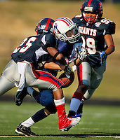 Chaffin's Lake Norman Giants Football 2012 Season
