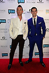 MIAMI BEACH, FL - JUNE 18: Christopher Leavitt and  Chad Carroll attends Million Dollar Listing Miami Season One VIP Premiere Party at Nikki Beach on June 18, 2014 in Miami Beach, Florida. (Photo by Johnny Louis/jlnphotography.com)