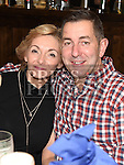 Aidan and Patricia Hand pictured at the Team Carrie end of season dinner in the Grove Hotel Dunleer. Photo:Colin Bell/pressphotos.ie