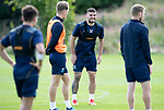 St Johnstone Training….09.08.18<br />