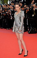 """Kristen Stewart at the gala screening for """"BLACKKKLANSMAN"""" at the 71st Festival de Cannes, Cannes, France 14 May 2018<br /> Picture: Paul Smith/Featureflash/SilverHub 0208 004 5359 sales@silverhubmedia.com"""