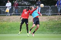19.08.2015: Eintracht Training