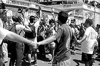 Genova 21 Luglio 2001.G8.Il corteo