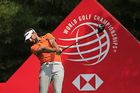 Joost Luiten (NED) on the 2nd tee during the final round of the WGC HSBC Champions, Sheshan Golf Club, Shanghai, China. 03/11/2019.<br /> Picture Fran Caffrey / Golffile.ie<br /> <br /> All photo usage must carry mandatory copyright credit (© Golffile | Fran Caffrey)
