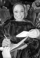 Eartha Kitt 1978<br /> Opening of Hello Dolly<br /> Photo By Adam Scull/PHOTOlink.net