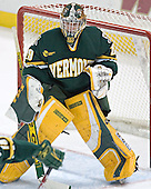 Joe Fallon - The Boston College Eagles completed a shutout sweep of the University of Vermont Catamounts on Saturday, January 21, 2006 by defeating Vermont 3-0 at Conte Forum in Chestnut Hill, MA.