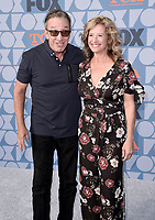BEVERLY HILLS - AUGUST 7: Tim Allen and Nancy Travis attend the FOX 2019 Summer TCA All-Star Party on New York Street on the FOX Studios lot on August 7, 2019 in Los Angeles, California. (Photo by Scott Kirkland/FOX/PictureGroup)