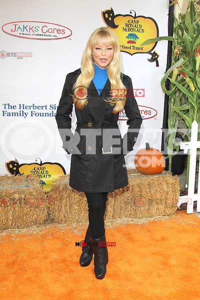 UNIVERSAL CITY, CA - OCTOBER 21:  Charoltte Ross at the Camp Ronald McDonald for Good Times 20th Annual Halloween Carnival at the Universal Studios Backlot on October 21, 2012 in Universal City, California. ©mpi28/MediaPunch Inc. /NortePhoto