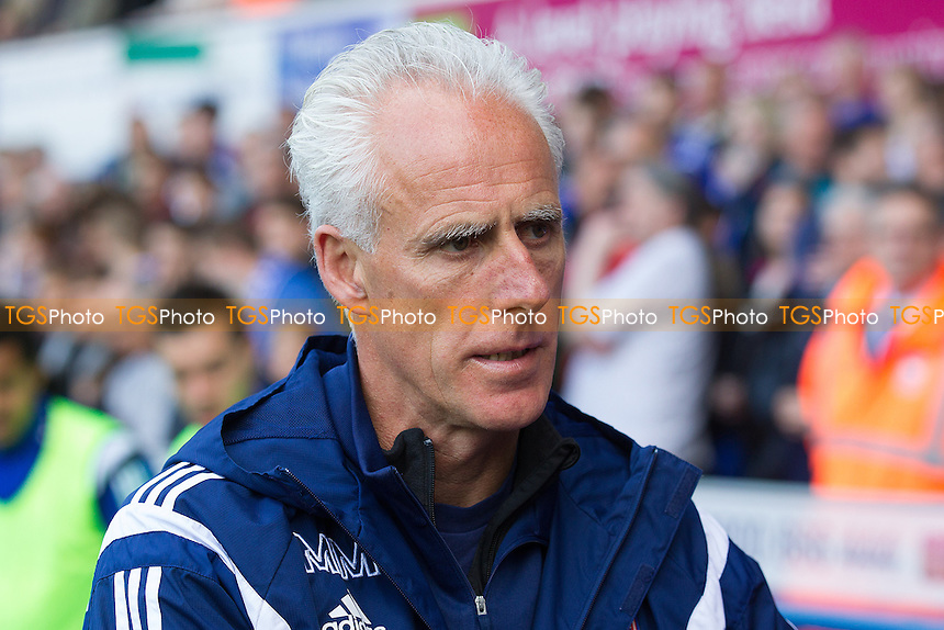 Ipswich Town manager Mick McCarthy - Ipswich Town vs Nottingham Forest - Sky Bet Championship Football at Portman Road, Ipswich, Suffolk - 25/04/15 - MANDATORY CREDIT: Ray Lawrence/TGSPHOTO - Self billing applies where appropriate - contact@tgsphoto.co.uk - NO UNPAID USE