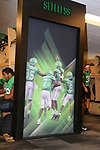 DENTON TX - SEPTEMBER 23: Mean Green Football v UAB at Apogee Stadium in Denton September 23, 2017 in Denton, Texas. (Photo by Rick Yeatts)