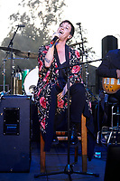 Calabasas, CA - DEC 02:  Alanis Morisette performs at the One Love Malibu Benefit at King Gillette Ranch on December 2 2018 in Calabasa CA. <br /> CAP/MPI/ISCSH<br /> &copy;MPIISCSH/Capital Pictures