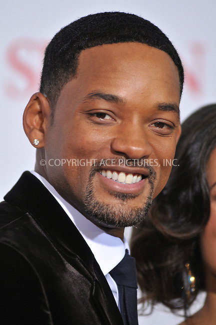 WWW.ACEPIXS.COM . . . . . ....December 16 2008, LA....Actor Will Smith at the premiere of Columbia Pictures' 'Seven Pounds' at Mann's Village Theatre on December16, 2008 in Hollywood, California.....Please byline: JOE WEST- ACEPIXS.COM.. . . . . . ..Ace Pictures, Inc:  ..(646) 769 0430..e-mail: info@acepixs.com..web: http://www.acepixs.com