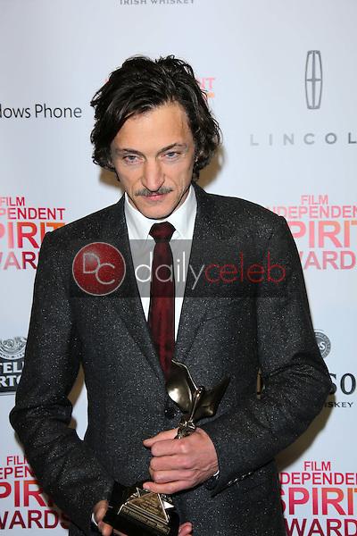 John Hawkes<br /> at the 2013 Film Independent Spirit Awards, Private Location, Santa Monica, CA 02-23-13<br /> David Edwards/DailyCeleb.com 818-249-4998