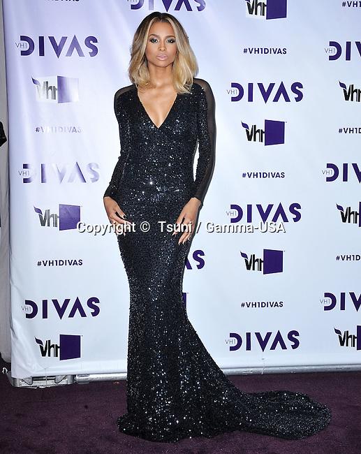 Ciara  at the Divas VH1 at the Shrine Auditorium In Los Angeles.