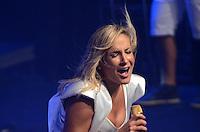 SÃO PAULO,SP - 10.02.2017 - SHOW-SP - Cantora Claudia Leitte durante show na Audio Club localizado na Barra Funda regiao oeste São Paulo nesta sexta-feira, 10. (Fotos: Eduardo Martins / Brazil Photo Press)