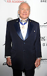 Buzz Aldrin arriving at the 11th Annual Living Legends of Aviation Awards, held at The Beverly Hilton Hotel