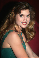 Kathy Ireland, 1992, Photo By John Barrett/PHOTOlink