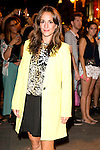 Silvia Alonso attends the party of Nike and Roberto Tisci at the Casino in Madrid, Spain. September 15, 2014. (ALTERPHOTOS/Carlos Dafonte)