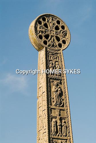 St Augustines Celtic Cross. Ebbsfleet Kent UK. 2008