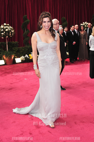 Jo Champa at the 80th Annual Academy Awards at the Kodak Theatre, Hollywood, CA..February 24, 2008 Los Angeles, CA.Picture: Paul Smith / Featureflash
