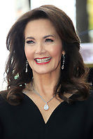 LOS ANGELES - APR 3:  Lynda Carter at the Lynda Carter Star Ceremony on the Hollywood Walk of Fame on April 3, 2018 in Los Angeles, CA