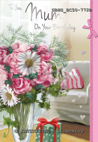 John, FLOWERS, BLUMEN, FLORES, paintings+++++,GBHSBC50-772B,#f# ,everyday ,everyday