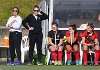 Southern v Canterbury women. 2019 National Hockey Under-18 Tournament at National Hockey Stadium in Wellington, New Zealand on Monday, 8 July 2019. Photo: Dave Lintott / lintottphoto.co.nz