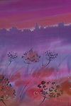 Suzie Thompson silk painting