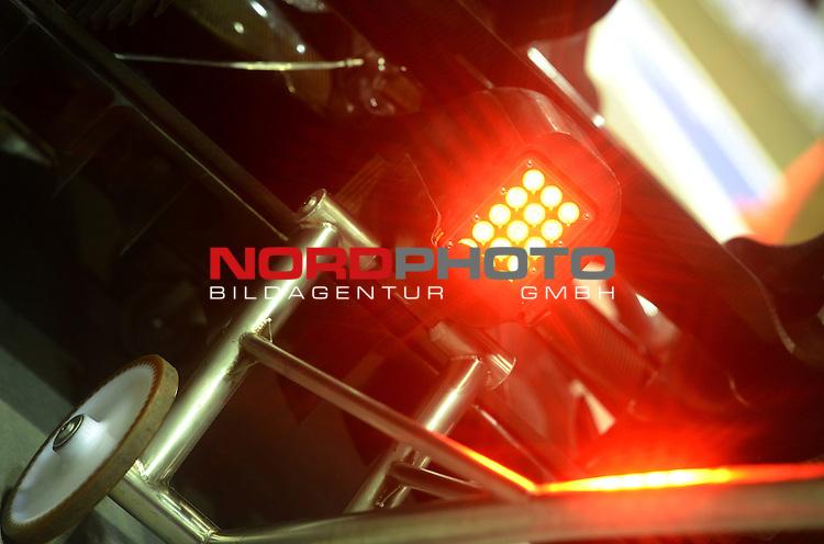 19.-22.09.2013, Marina-Bay-Street-Circuit, Singapur, SIN, F1, Grosser Preis von Singapur, Singapur, Ferrari Sauber C31 <br />  Foto &copy; nph / Mathis