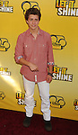 LOS ANGELES, CA - JUNE 05: Billy Unger attends Disney's 'Let It Shine' Premiere held at The Directors Guild Of America on June 5, 2012 in Los Angeles, California.