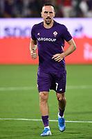 Franck Ribery ACF Fiorentina <br /> Firenze 24-8-2019 Stadio Artemio Franchi <br /> Football Serie A 2019/2020 <br /> ACF Fiorentina - SSC Napoli <br /> Photo Matteo Gribaudi / Image Sport / Insidefoto